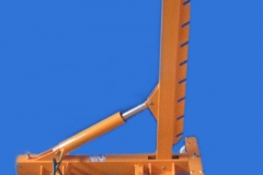 Słup naprawczy hydrauliczny