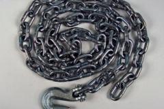 Łańcuch blacharski z hakiem