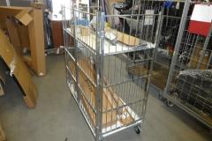 Wózek wyposażenia warsztatu blacharskiego